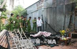 Hỏa hoạn bùng phát tại nhà dân, một người tử vong ngay trên giường