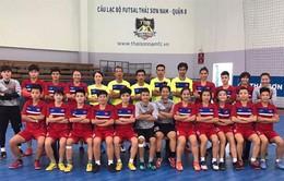 Hướng tới VCK Futsal nữ châu Á 2018: Đội tuyển Futsal nữ Việt Nam đã sẵn sàng