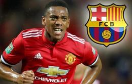 Barcelona hỏi mua Martial với giá 60 triệu bảng