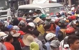 Huyện Phù Mỹ (Bình Định) thông tin chính thức về việc người dân tụ tập đông người, gây rối trật tự