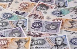 Đan Mạch gặp khó vì có quá nhiều tiền