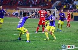 Nuti Café V.League 2018: HLV Chu Đình Nghiêm đứng trước cơ hội lập kỷ lục cùng CLB Hà Nội
