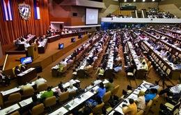 Quốc hội Cuba đề cử ông Miguel Diaz-Canel vào vị trí Chủ tịch Hội đồng Nhà nước