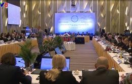 Hội nghị Tổng Giám đốc Tổ chức Hợp tác đường sắt OSJD lần thứ 33