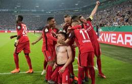 Eintracht Frankfurt gặp Bayern Munich ở chung kết Cúp quốc gia Đức
