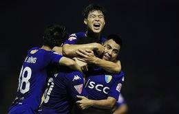 CLB Hà Nội chờ lập kỷ lục ở vòng 6 Nuti Café V.League 2018