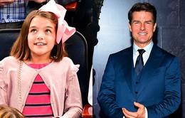 Suri Cruise đón sinh nhật tuổi 12 bên mẹ, Tom Cruise tiếp tục vắng mặt