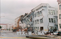 Mỹ cảnh báo về động đất mạnh ở khu vực Vịnh San Francisco