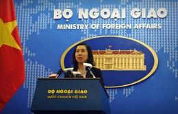 Quan điểm của Việt Nam về việc Hàn Quốc và Triều Tiên tổ chức Hội đàm Thượng đỉnh