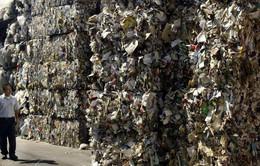 Trung Quốc ngừng nhập khẩu rác từ Australia
