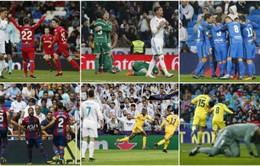Real Madrid thi đấu sân nhà tệ nhất thế kỷ 21