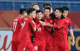 CHÍNH THỨC: Danh sách tập trung ĐT Olympic Việt Nam chuẩn bị cho ASIAD 18