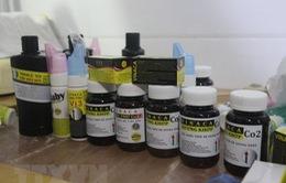 TP.HCM: Tổng kiểm tra các nhà thuốc bán thực phẩm chức năng