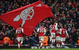 Thống kê thú vị sau trận đấu Arsenal 3-0 Stoke City