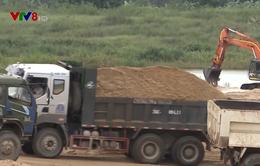 Quảng Ngãi: Nhiều bất cập trong quản lý khai thác cát