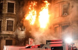 Nhà sản xuất phim bị kiện do cháy phim trường