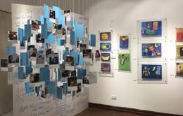 iU.iU.iU - Triển lãm nghệ thuật đặc biệt của các nghệ sỹ tự kỷ