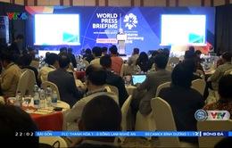 Hội nghị báo chí quốc tế ASIAD 2018 tại Indonesia