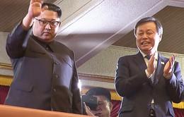 Nhà lãnh đạo Triều Tiên tham dự buổi biểu diễn âm nhạc Hàn Quốc