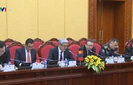 Việt Nam - Mông Cổ thúc đẩy quan hệ hợp tác trong các lĩnh vực phòng chống tội phạm