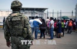 Bạo loạn nhà tù ở Mexico, ít nhất 6 cảnh sát thiệt mạng