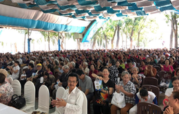 Vinamilk khởi động hành trình chăm sóc sức khỏe cho người cao tuổi năm 2018