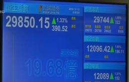 Trung Quốc: Cổ phiếu của các hãng công nghệ được phép hồi hương