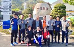 HLV Park Hang Seo đến thăm các VĐV bắn súng Việt Nam tại Hàn Quốc