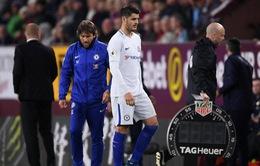Vụ Morata tức giận rời sân, người trong cuộc nói gì