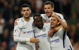 Thắng Burnley, Chelsea nuôi hy vọng top 4