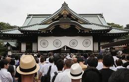 Nghị sĩ Nhật Bản thăm Đền Yasukuni