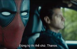 """Deadpool tiếp tục """"đá xoáy"""" Avengers và DC trong trailer cuối"""