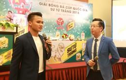 Quang Hải hạ quyết tâm giành Cúp Quốc gia trong vai trò mới