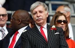 Chủ tịch Arsenal tiếc nhưng tôn trọng quyết định của Wenger