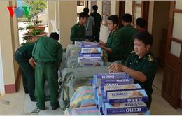 Kiên Giang: Bắt quả tang 3 đối tượng vận chuyển thuốc lá ngoại nhập lậu