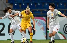 Thắng kịch tính Australia, ĐT nữ Nhật Bản vô địch Asian Cup 2018