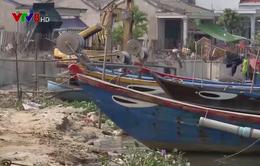 Ngư dân Quảng Nam khốn đốn vì nợ vốn vay tàu 67