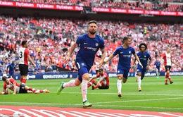 VIDEO: Tổng hợp diễn biến Chelsea 2-0 Southampton (Bán kết FA Cup)