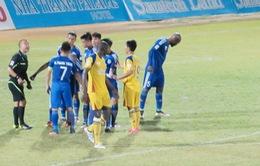 CLB Quảng Nam 0-0 Sanna Khánh Hòa BVN: Chia điểm tại Tam Kỳ!