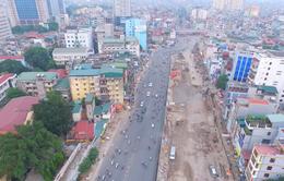 Hà Nội khởi công đường vành đai 2 trên cao