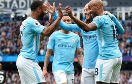 Man City lập kỷ lục với hơn 1000 đường chuyền trong trận