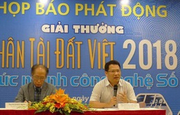 Nhân tài Đất Việt 2018: Sức mạnh công nghệ số