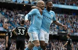 Man City lại lập kỷ lục mới tại Ngoại hạng Anh