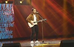 """Sing My Song: Bị nhận xét kém hơn so với đối thủ, tác giả hit """"Hương à"""" vẫn có được vé vào chung kết"""