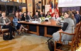 Khai mạc Hội nghị Bộ trưởng Bộ Ngoại giao và An ninh G7
