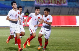 U19 Việt Nam rơi vào bảng đấu khó ở VCK U19 châu Á 2018