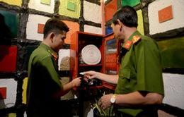 Kiểm tra đột xuất PCCC tại các chung cư ở Hà Nội, phát hiện nhiều sai phạm
