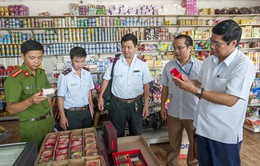 Đình chỉ hoạt động 72 cơ sở do vi phạm an toàn thực phẩm những tháng đầu năm 2018