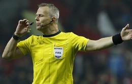 Lộ diện trọng tài bắt chính trận Bayern Munich - Real Madrid