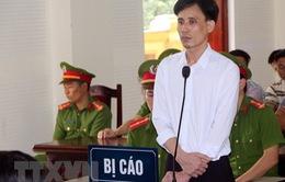 Nghệ An: Y án sơ thẩm đối với bị cáo Hoàng Đức Bình